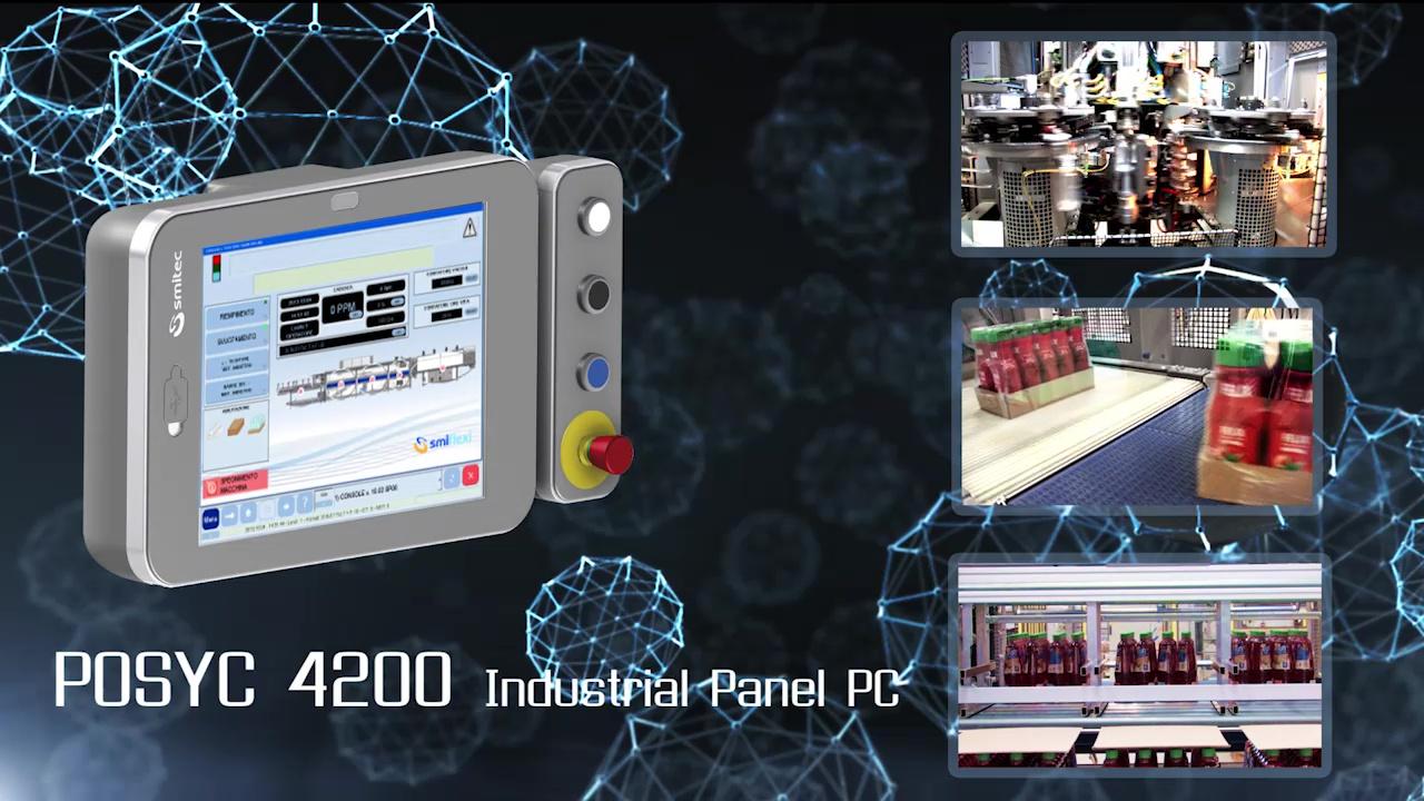 Pc Industriale Ip 65